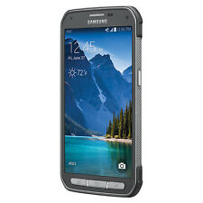 Samsung Galaxy S5 Active SM-G870A UNLOCKED AT&T 4G 16GB Android Smartphone Gray