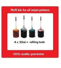 Refill kits for Canon PG-640 & CL-641 ink cartridges MG3260,MG3560,MG3260,MX376