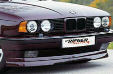 BMW E34 5 Series 1988-1996 OEM Genuine Rieger Brand Front Spoiler Lip Brand New
