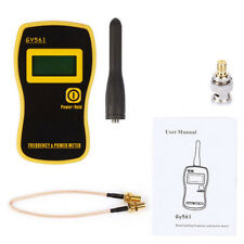GY561 Portable Frequency Counter Tester + Power Meter for Two-Way Radio