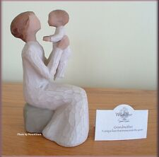 GRANDMOTHER FIGURINE FROM WILLOW TREE® ANGELS FREE U.S. SHIPPING