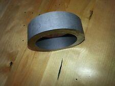 Pure .999 Beryllium Metal - Element - 135 grams - thick tube cutoff