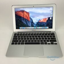 "Apple 2011 MacBook Air 11"" 1.6GHz I5 64GB SSD 2GB MC968LL/A + C Grade + Warranty"