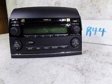 OEM 6 DISC CD PLAYER JBL WMA RADIO TOYOTA SIENNA 04 05 06 07 08 09 10 REMAN