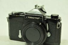 Nikon Nikkormat FT-N 35mm reflex, Black