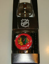 "2013 Stanley Cup Champions Hockey Chicago Blackhawks 3.5"" Mini Replica Trophy"