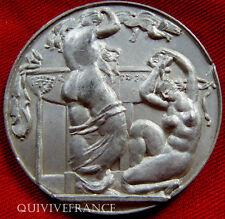 MED2380 - MEDAILLE JEUNES FILLES par JULES FRANCE GRAND PRIX DE ROME