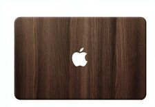 "Painted Wood Hard Cut-out Case Cover For Macbook Pro Air 11"" 13"" 15"" Retina 12"