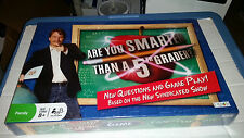 Are You Smarter Than A 5th Grader Game NEW SEALED