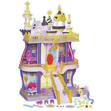 Cutie Mark Magic My Little Pony Carterlot Castillo Playset