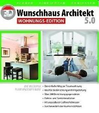 3D WUNSCHHAUS ARCHITEKT 5.0 WOHNUNGS-EDITION - NEU