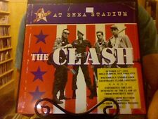 The Clash Live at Shea Stadium LP sealed 180 gm vinyl