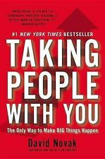 Taking People With You,    By David Novak,    VG~H/C~D/J    FAST~N~FREE POST