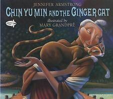 Chin Yu Min & the Ginger Cat by Jennifer Armstrong c1996, Paperback, NEW