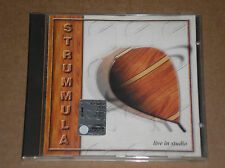 STRUMMULA - LIVE IN STUDIO - CD COME NUOVO (MINT)