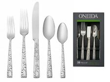 Oneida Flatware Gabriola 20 Piece Service for 4