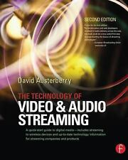 The Technology of Video and Audio Streaming, Second Edition-ExLibrary