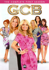 GCB COMPLETE SERIES SEASON 1 New Sealed 3 DVD Set Good Christian Belles