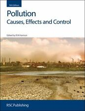 POLLUTION - NEW HARDCOVER BOOK