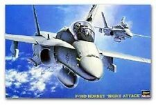"Hasegawa 1/48 07203 F-18D Hornet ""Night Attack"" Model Kit/Maquette FCZ19"