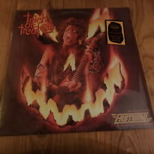 Fastway - Trick Or Treat LP vinyl record sealed NEW RARE soundtrack OST