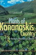 Plants of Kananaskis Country in the Rocky Mountains of Alberta-ExLibrary