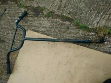 Wolf Scooter OHV3 Mower Parts- Handlebars & steering linkage