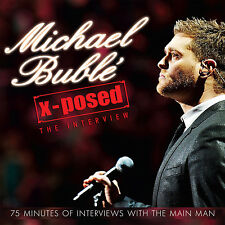 MICHAEL BUBLE New Sealed 2017 HISTORY & INTERVIEWS  CD