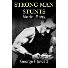 strongman stunts made easy vintage bodybuilding antique barbell muscle sandow ab