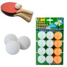 Table Tennis Balls - Official 40mm Size! - 12 Pack