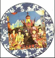 ROLLING STONES THEIR SATANIC MAJESTIES REQUEST RARE Vinyl Record Picture Disc
