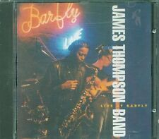 James Thompson Band - Live In Barfly Cd