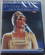 WHITNEY HOUSTON Concert for South Africa Live in SA 1994 SOUTH AFRICA #REVDVD53