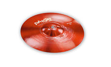 Paiste 900 Series Color Sound Red 10 Splash Cymbal - CY0001922210