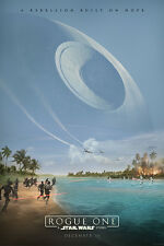 """Rogue One: A Star Wars Story 2016 Poster 36x24"""" New Wall Decor SW Print Silk"""