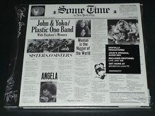John Lennon & Yoko Ono-Some Time in New York City 2CD (October 5, 2010)