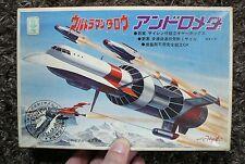 Ultraman Taro ZAT Andromeda  MODEL KIT MARUSAN JAPAN