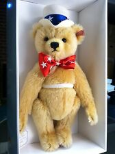 Steiff First American Teddy 2003 LTD Original Box/Certificate New Old Stock NRFB