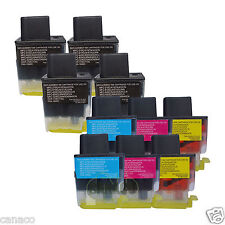 10 Pack LC41 Compatible ink cartridge for Brother MFC-210C MFC-420CN MFC-620CN