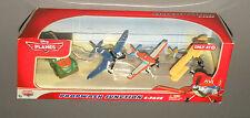 Planes Propwash Junction 4-Pack 4 Plane Figure Vehicle Set Disney Cars w Dusty