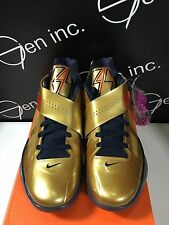 Authentic Nike KD 4 IV Gold Medal New Size 10.5