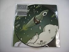 """MUSE - REAPERS - 7"""" PICTURE DISC NEW UNPLAYED 2016"""