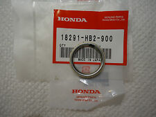 GENUINE HONDA EXHAUST GASKET XR50 R XR50R CRF50 F CRF50F OEM PARTS
