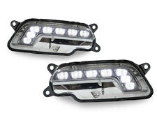 OE REPLACEMENT 10-13 MERCEDES W212 E Class Bumper DRL LED Daytime Running Lights