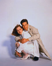 David Duchovny & Gillian Anderson (30460) 8x10 Photo