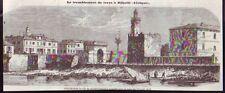 1856  --  TREMBLEMENT DE TERRE DE DJIDJELLI   £101