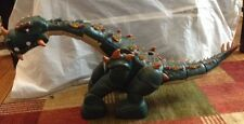 "Fisher Price Imaginext ""Spike"" The Ultra Dinosaur With Remote And Battery Pack"