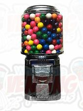 All Metal Bulk Vending Gumball Candy Machine (BLACK)