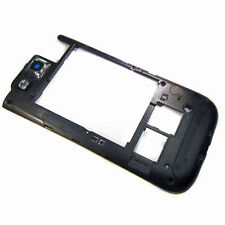 Samsung Galaxy S3 III GT i9300 Middle Camera Chassis Front  Bezel Black Replace