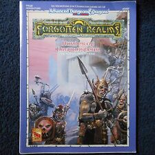 Frq2 orde di dragonspear Advanced Dungeons & Dragons modulo D&D RPG GAME 9369